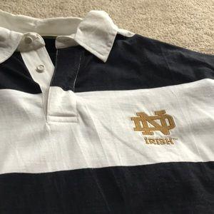 Notre Dane Vintage Rugby Shirt